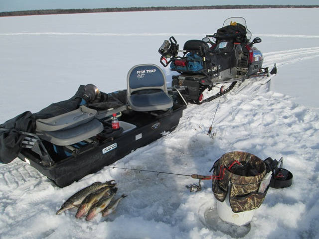 New regulations upper red lake fishing reports hunting for Upper red lake fishing report