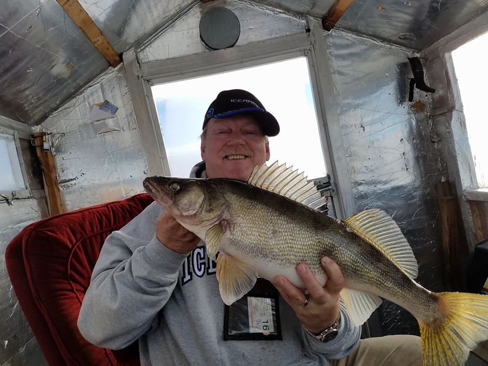 Pretty great day tuesday today ncor report lake of the for Morris point lake of the woods fishing report