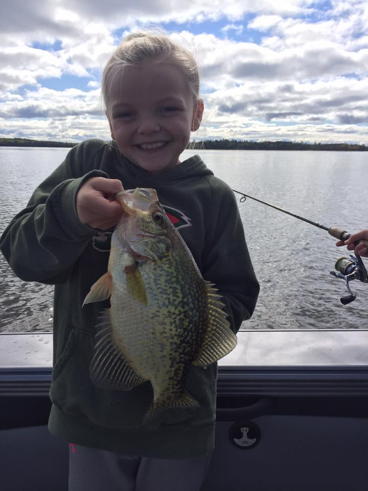 10 sunset lodge fishing report nw angle of low for Nw fishing report