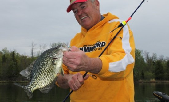 Secrets to Spring Slabs – by Ron Anlauf