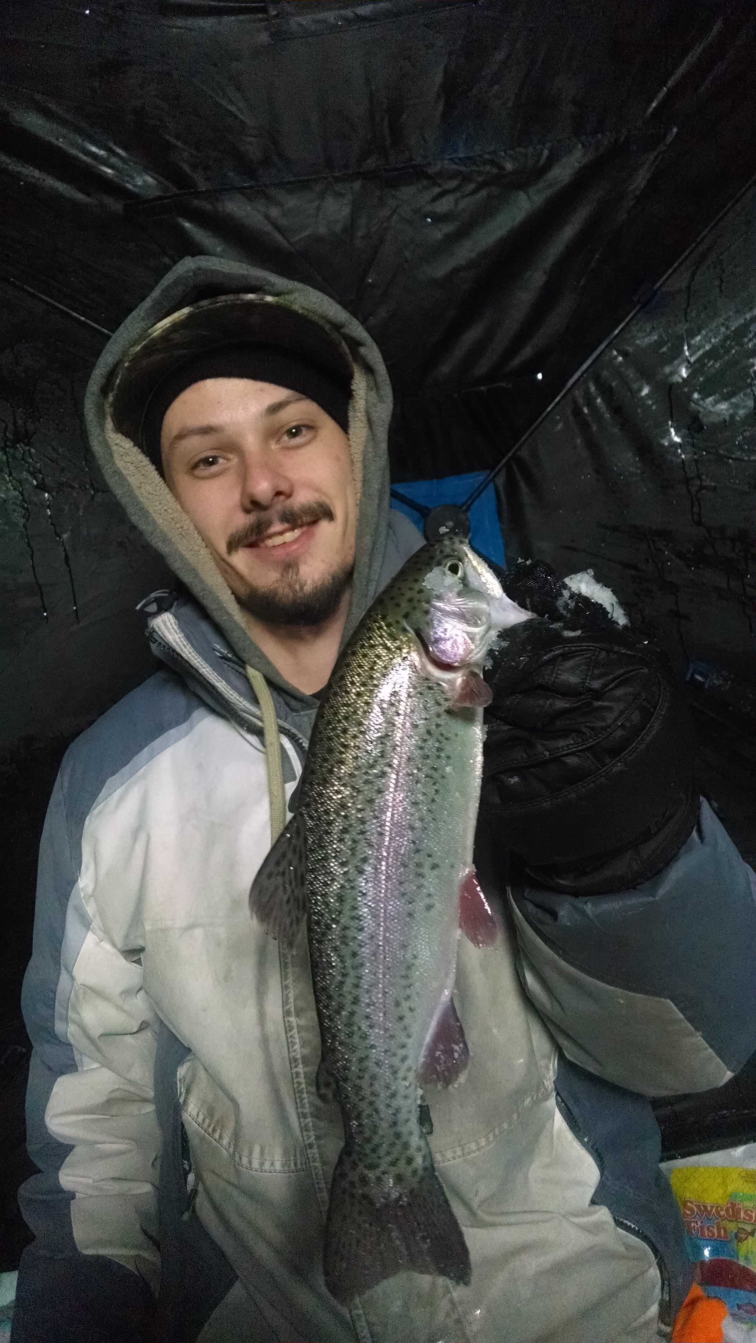 Ice fishing too many trout can it be fishing reports for Nd game and fish stocking report