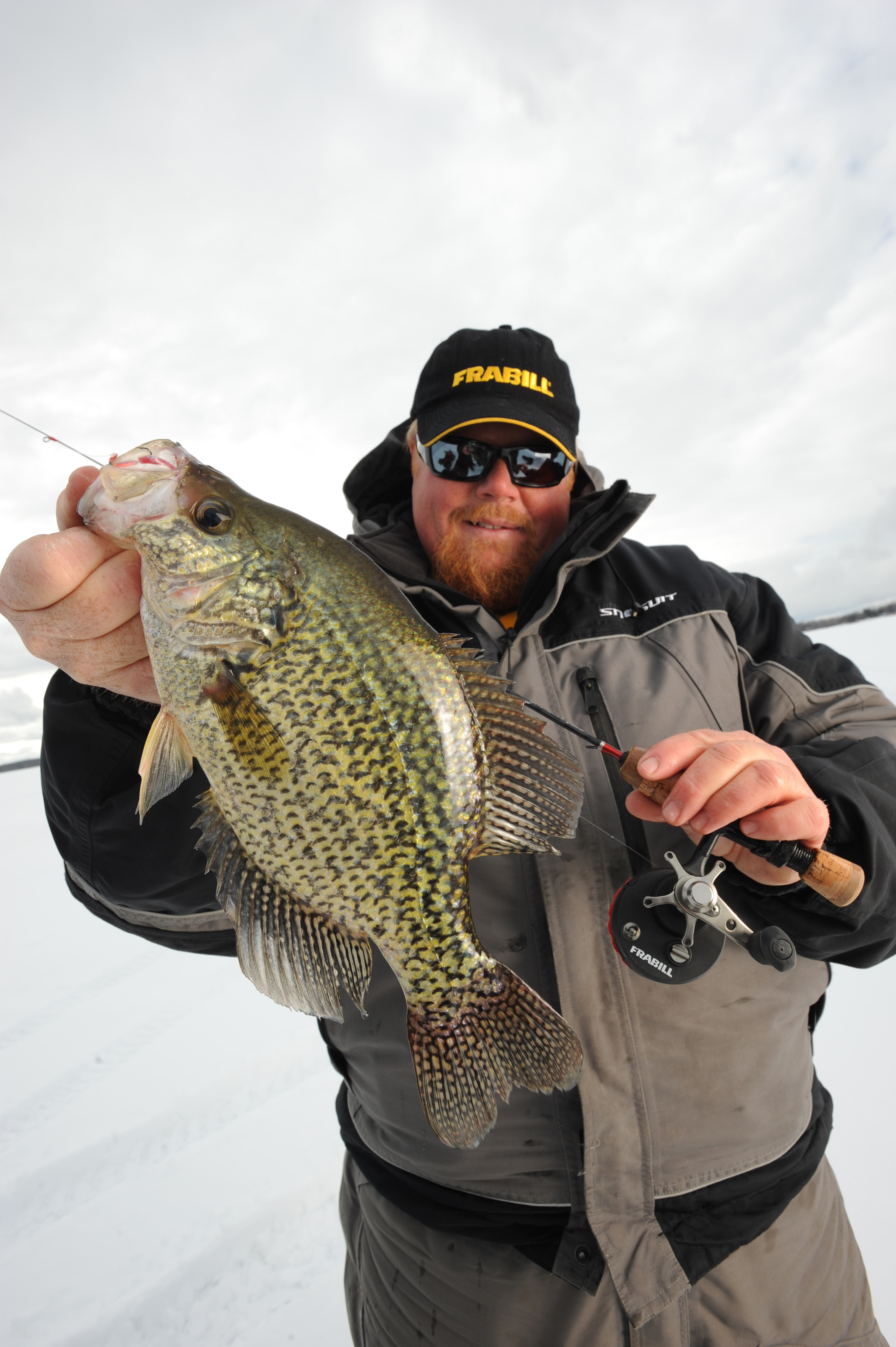 What lies beneath discovering hidden hotspots on ice for Outdoor news mn fishing report