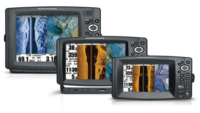 new humminbird® units offer anglers pro features at lower price, Fish Finder