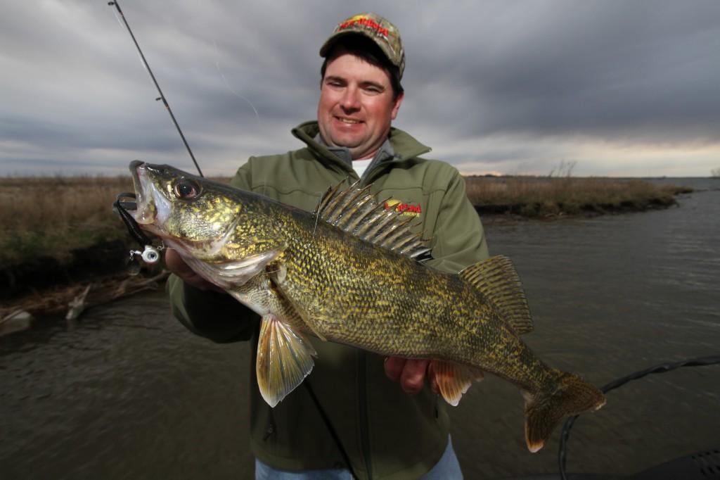 Walleye fishing fishing minnesota hunting reports for Walleye fishing minnesota