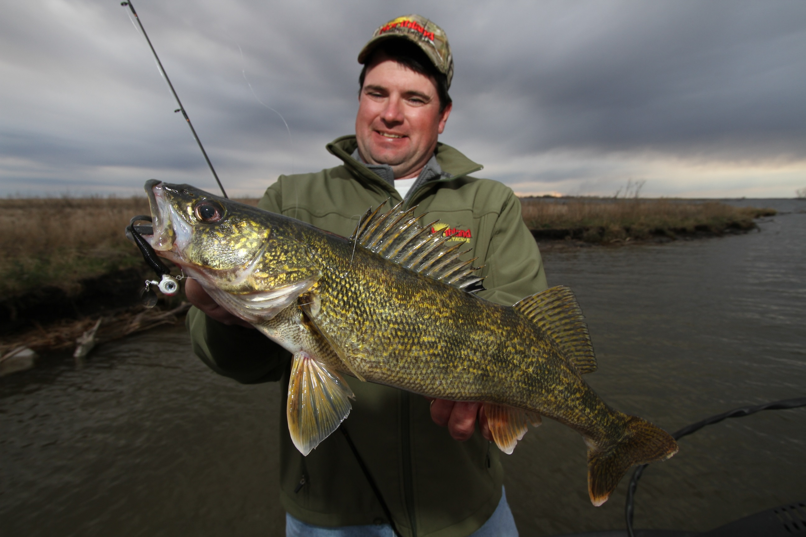 Walleye fishing fishing minnesota hunting reports for Fishing for walleye