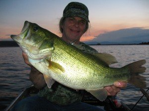 LATE SUMMER BASSIN' - AUGUST 20th - 2013 004