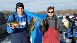 Panfish Tournament Series