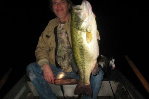Summer Windows For Out-Size Bass  By Brett Richardson