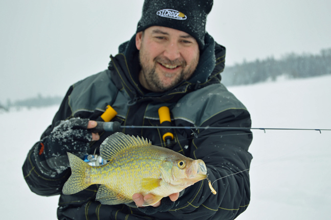 Hop drop and troll for the best minnesota slab crappies for Best fishing in minnesota
