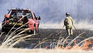 Minnesota likely to see early start to 2015 fire season