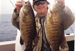 First Spring Bass Migrations – Giant Bass