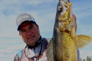 Reading fall walleye structure