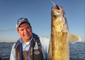 Hot Salmo Hornet Trend: Walleyes in a Snap
